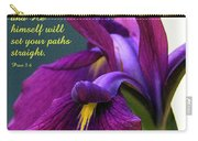 Set Paths Straight Carry-all Pouch