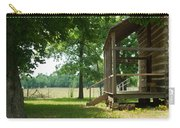 Settlers Cabin Arkansas 4 Carry-all Pouch