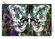 Seven Butterflies Carry-all Pouch