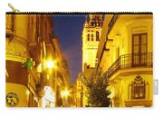 Sevilla At Night Carry-all Pouch