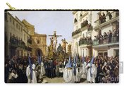 Seville: Good Friday, 1862 Carry-all Pouch