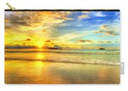 Seychelles Sunrise Carry-all Pouch