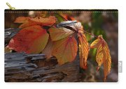 Shade In Fall Carry-all Pouch