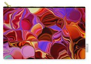 Shades Of Satin Carry-all Pouch