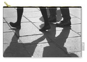 Shadow People Carry-all Pouch