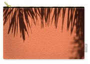 Shadows Of A Palm Carry-all Pouch