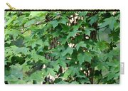 Shadows Of The Sweet Gum Carry-all Pouch