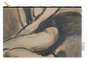 Shadows On The Sand1 - Nudes Gallery Carry-all Pouch