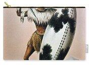 Shaka Zulu (c1787-1828) Carry-all Pouch