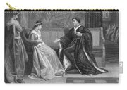Shakespeare: King Henry V Carry-all Pouch