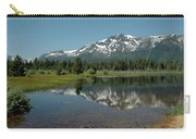 Shallow Water Reflections Carry-all Pouch