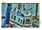 Shaman Tug-hdr Carry-all Pouch by Randy Harris