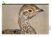 Sharp-tailed Grouse Carry-all Pouch