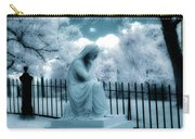 She Dreams In Blue Carry-all Pouch
