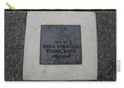 Shea Stadium Third Base Carry-all Pouch