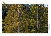 Sheared Trees Carry-all Pouch