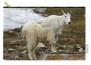 Shedding Mountain Goat Carry-all Pouch
