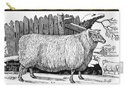 Sheep, 1788 Carry-all Pouch
