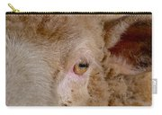 Sheep Close Up Carry-all Pouch