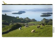 Sheep Grazing By Lough Corrib Cong Carry-all Pouch