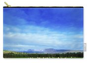 Sheep Grazing In Field County Wicklow Carry-all Pouch