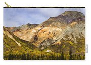 Sheep Mountain Along Glenn Highway Carry-all Pouch