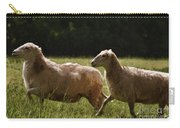 Sheep On The Move Carry-all Pouch