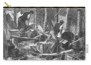 Sheffield: Factory, 1865 Carry-all Pouch