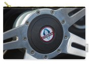 Shelby Cobra Steering Wheel Carry-all Pouch