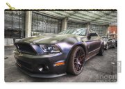 Shelby Gt500kr Carry-all Pouch
