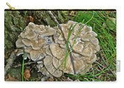 Shelf Fungus - Grifola Frondosa Carry-all Pouch
