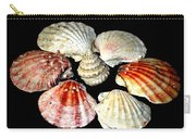 Shell Flower Carry-all Pouch