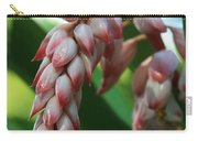 Shell Ginger Alpinia Zerumbet Tropical Flowers Of Hawaii Carry-all Pouch