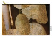 Shell Wind Chimes Carry-all Pouch