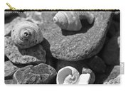 Shells I Carry-all Pouch by David Rucker