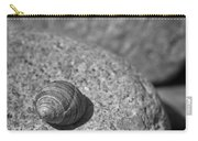 Shells IIi Carry-all Pouch by David Rucker