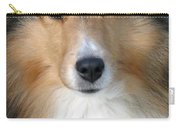Sheltie Carry-all Pouch