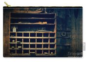 Shelves In The Cedar Creek Mill  Carry-all Pouch