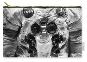 Shepard And Apollo 14 Carry-all Pouch