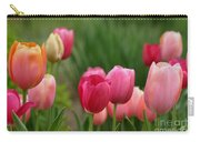 Sherbert Color Tulips Carry-all Pouch