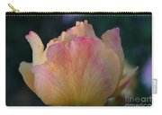 Sherbert Rose Bud Carry-all Pouch
