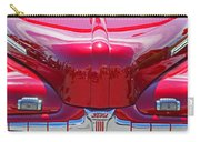 Shiny Red Ford Convertible. Carry-all Pouch