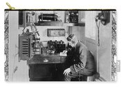 Ship: Telegraphy Room Carry-all Pouch