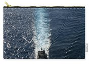 Ships From The John C. Stennis Carrier Carry-all Pouch by Stocktrek Images
