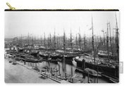 Ships In Harbour 1900 Carry-all Pouch