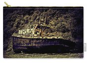 Shipwreck Carry-all Pouch by Tom Prendergast