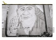 Shirdi Sai Baba In Bombay Carry-all Pouch