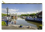 Shobnall Marina - Burton On Trent Carry-all Pouch