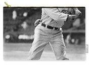 Shoeless Joe Jackson  (1889-1991) Carry-all Pouch