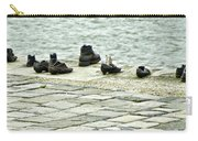 Shoes On The Danube Bank - Budapest Carry-all Pouch